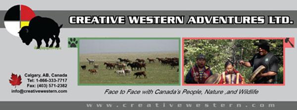 Creative Western Adventures Ltd.