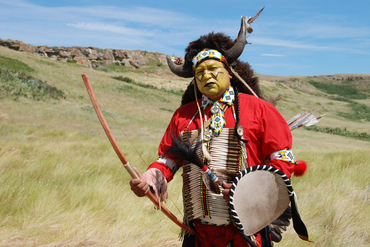 Head-Smashed-In Buffalo Jump Interpretive Centre