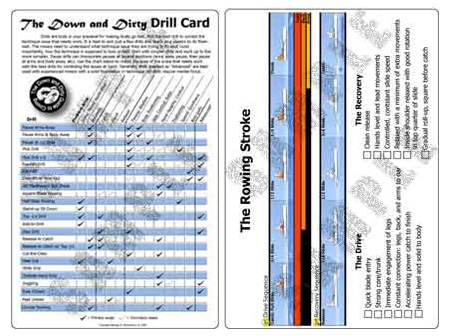 Drill Card Both