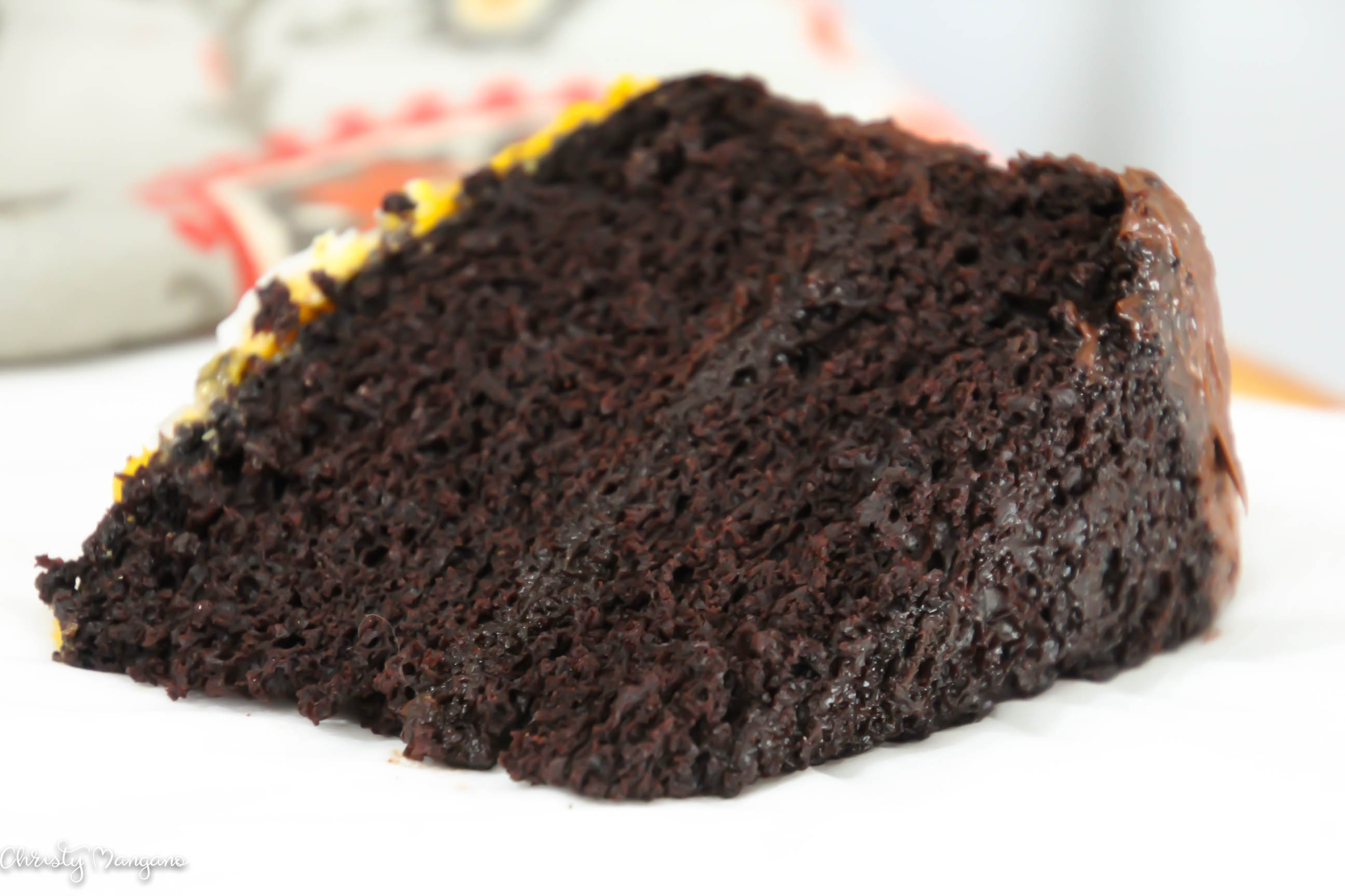 Moist and Rich Chocolate Birthday Cake Emoji Style The Cozee Home