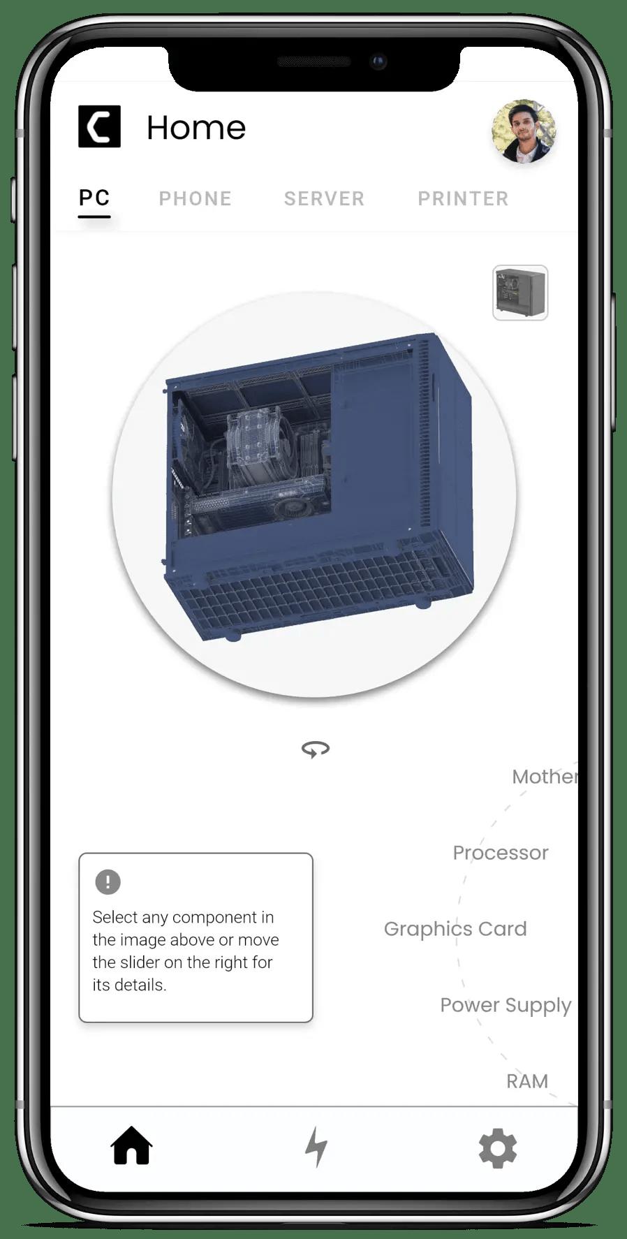 iPhone X, XS, 11 Pro ÔÇô 8@3x_iphonexspacegrey_portrait