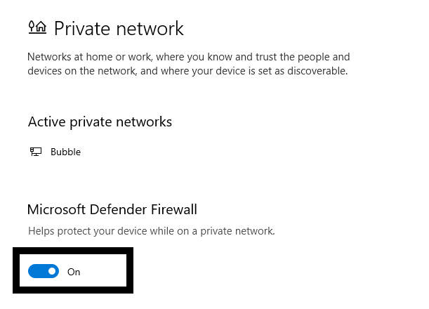 disable windows defender firewall for roblox error code 268