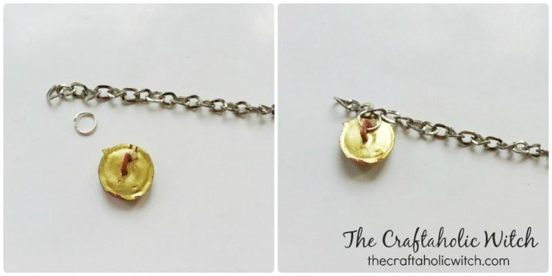 vintage button bracelet (2)