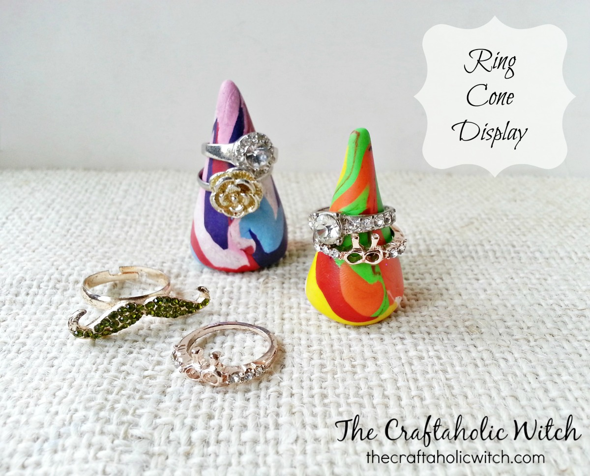 Create Cone Ring Displays