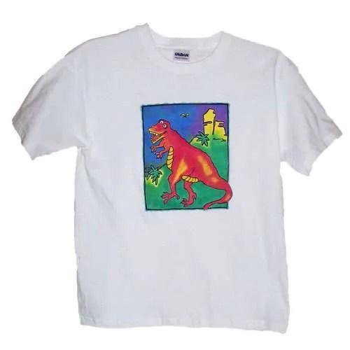 T-Rex Kids T-Shirt