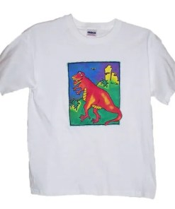 T-Rex Kids T-Shirt