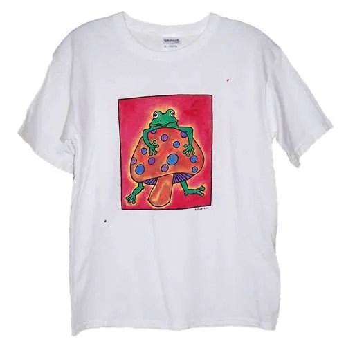 Kids Frog T-shirt