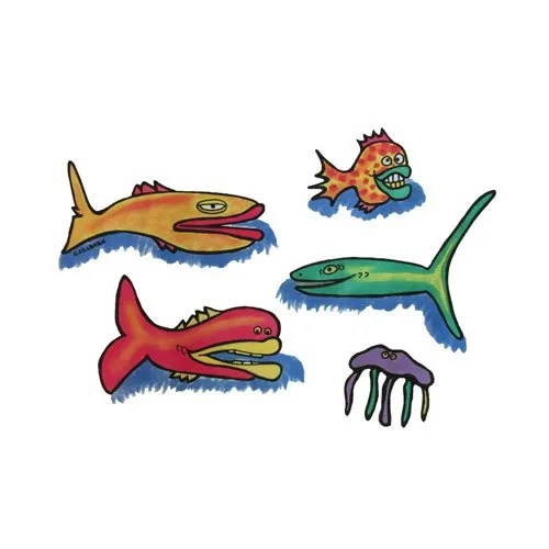 Fish Posse Pillowcase
