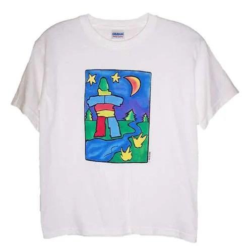 Kids Inukshuk T-Shirt