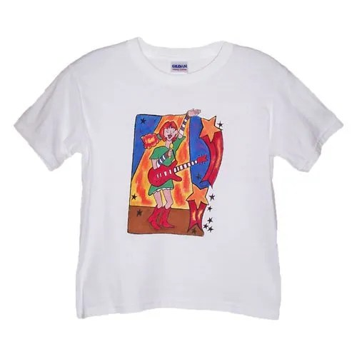 Funky Rockstar Kids T-Shirt