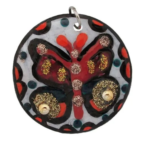 Butterfly-Shell-Pendant