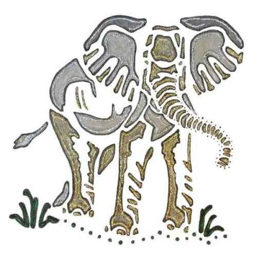 Elephant Close