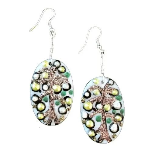 Jewel Tree Earrings