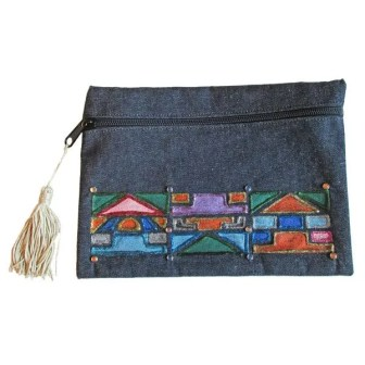 Ndebele Cosmetic Bag