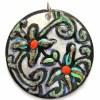 Sparkling Flower Pendant