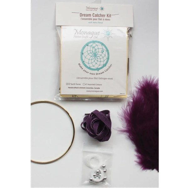 Dream Catcher Kit Assorted