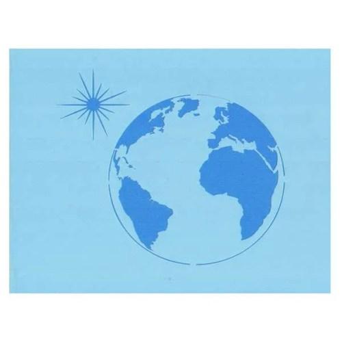 Good Earth Stencil