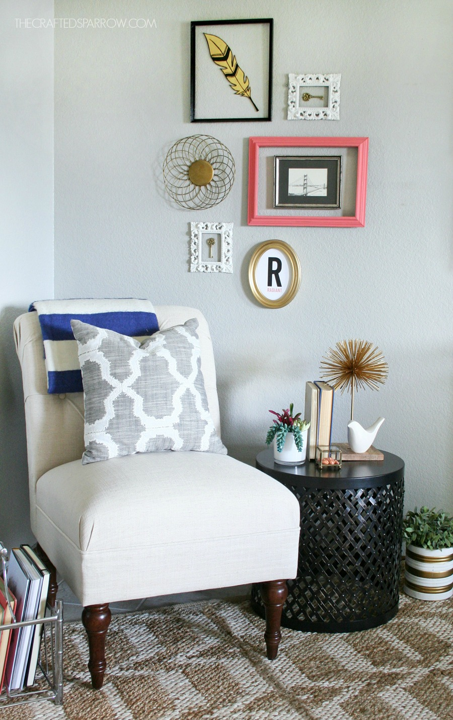 accent chair under 100 wooden ladder back chairs how to pick & decorate the right end table