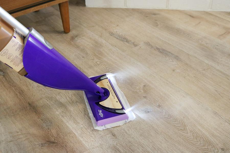 easy wood floor cleaning tips