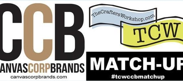 match up logo for Canvas Corp Brands and The Crafter's Workshop