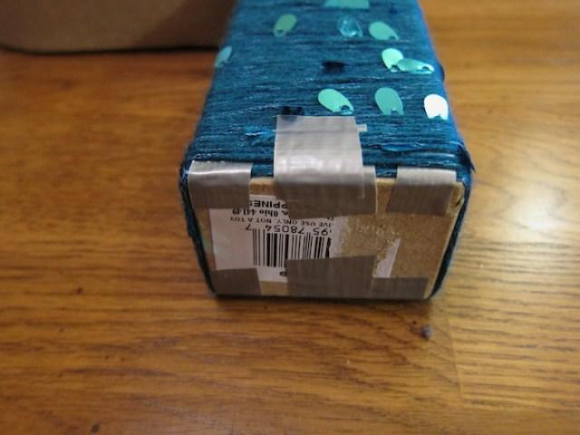 cardboard_letter_P_wreath4