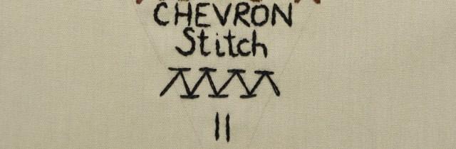 TAST: chevron stitch