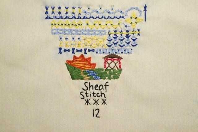 TAST: sheaf stitch