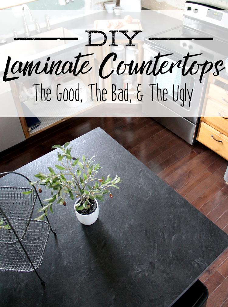 Cutting Laminate Countertop Sheets