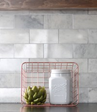 DIY Marble Subway Tile Backsplash: Tips, Tricks and What ...