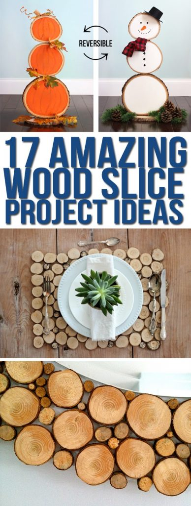 17 Amazing Wood Slice Craft Ideas The Craft Patch