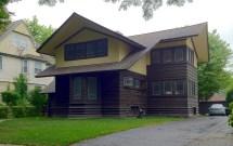 Frank Lloyd Wright House Oak Park
