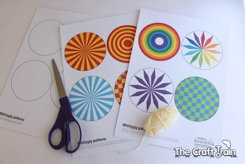 Wiriligig Wood Printable Devianart: How To Make A Whirlygig