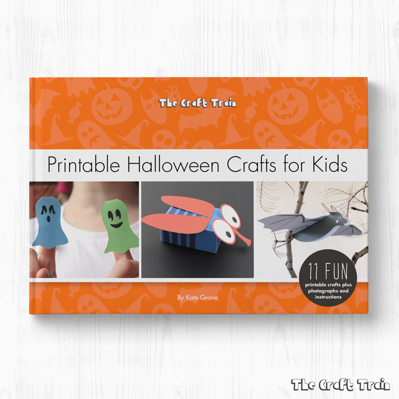 Printable Halloween Crafts for kids