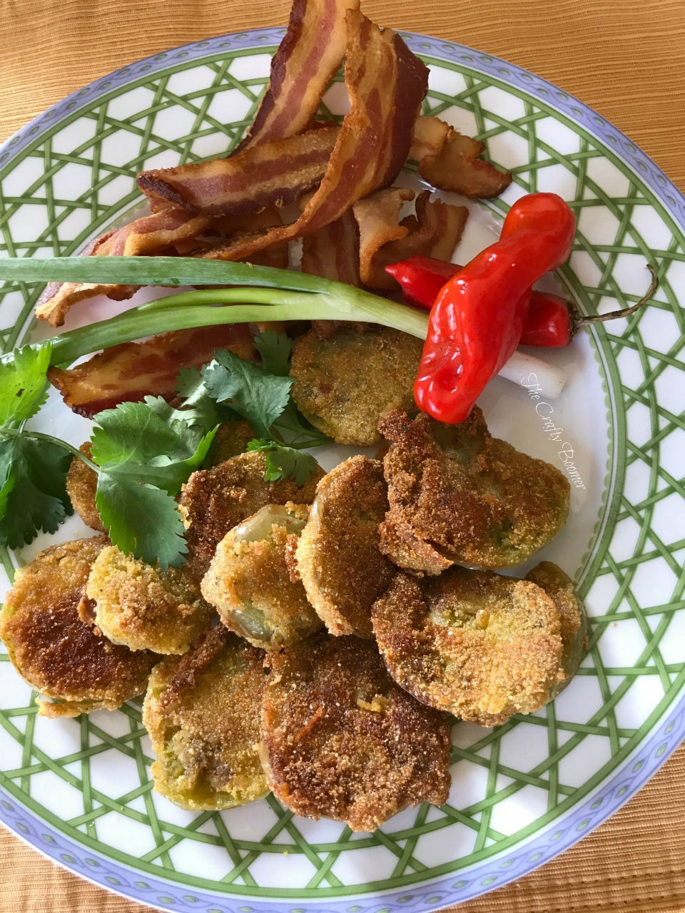 Fried green tomato essay