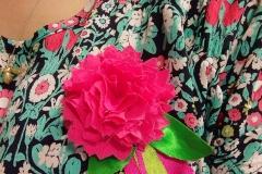 Fabric Flower Corsage Workshop