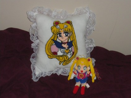 This was one of my favorite pillows to make, and I think it turned out the best, too.