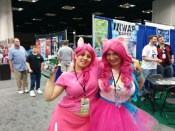 Drunken Pie and Pinkie Pie!