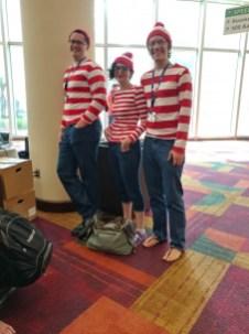 I found THREE Waldos! Does that mean I win?