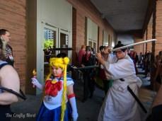 D'aww, a little Sailor Moon!