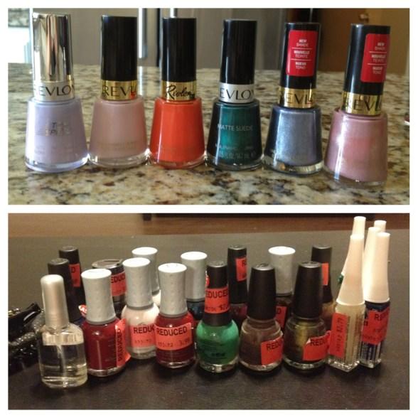 nail polish haul