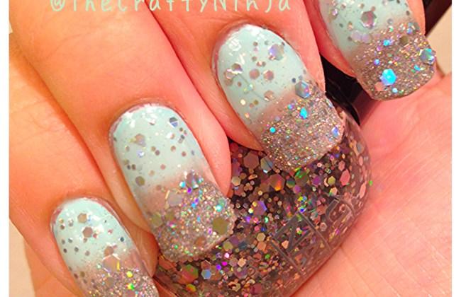 gradient glitter