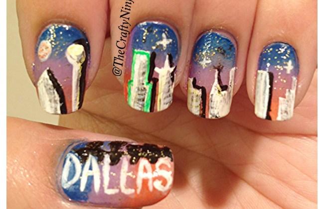 landscape nails
