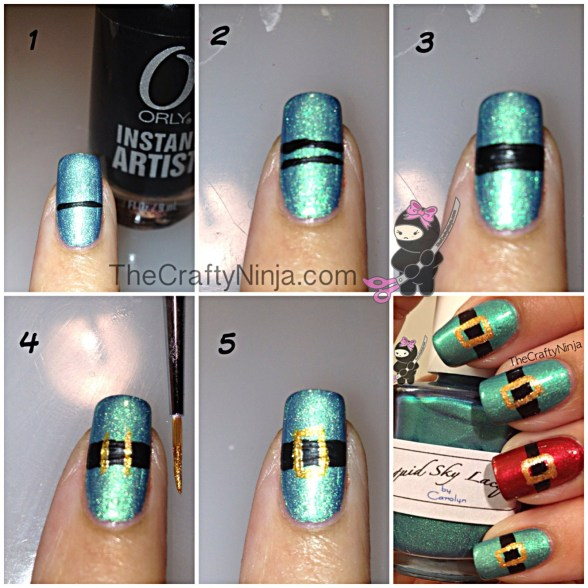 elf nails diy