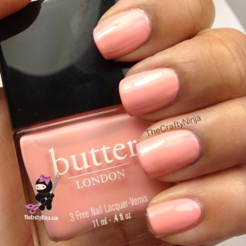 butter london kerfluffle