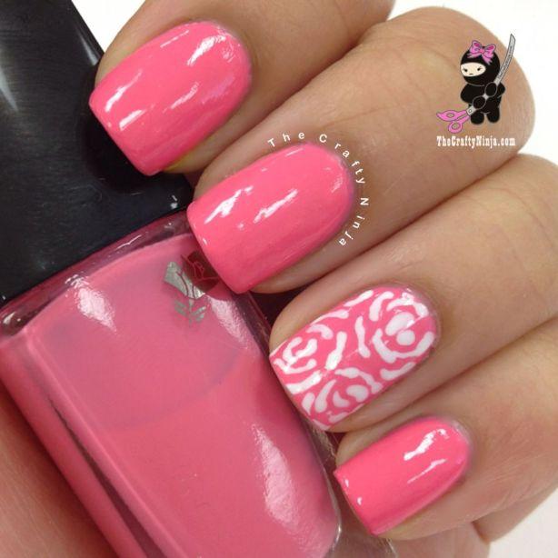 lancome flower nails