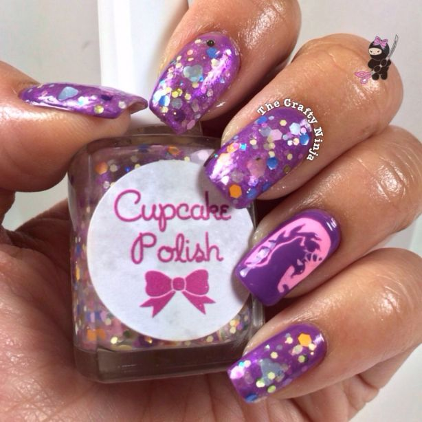 Cupcake Polish Off To The Races