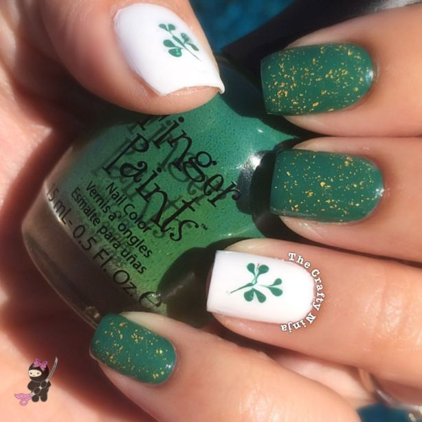 Clover Nails