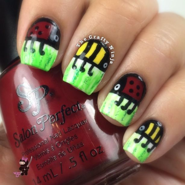 Insect Nails