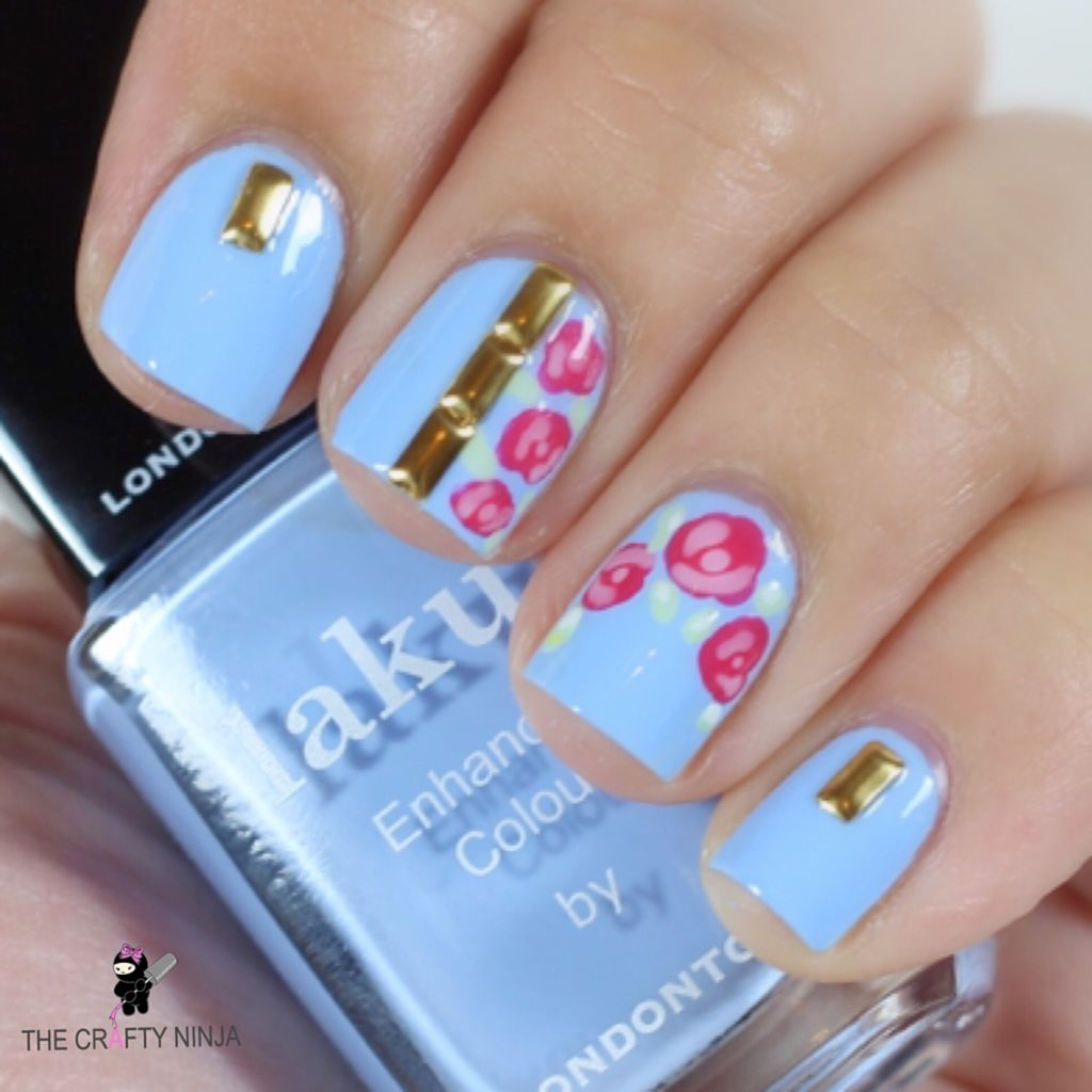 Flower And Studs