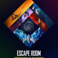 The real escape room is the cinema you're sitting in to watch Escape Room: Tournament Of Champions (2021)